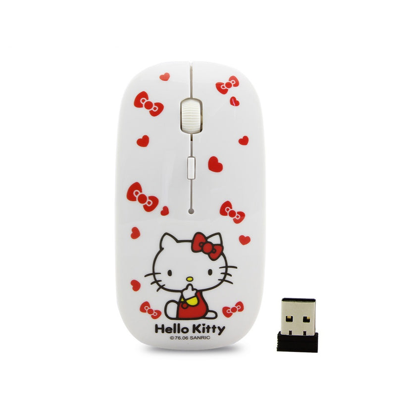 Hello Kitty Computer Gaming Mouse
