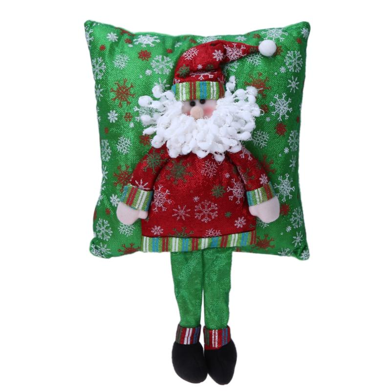 Cushion Santa Claus