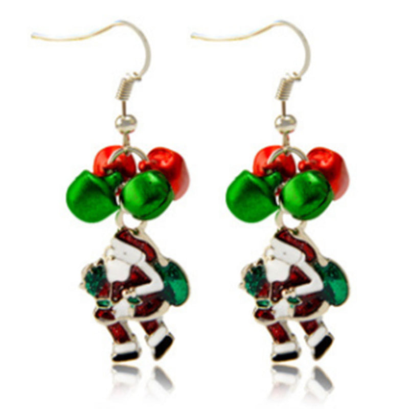 Christmas Ornaments Gifts Earrings