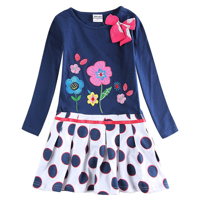 Baby Girl Long Sleeve Dress