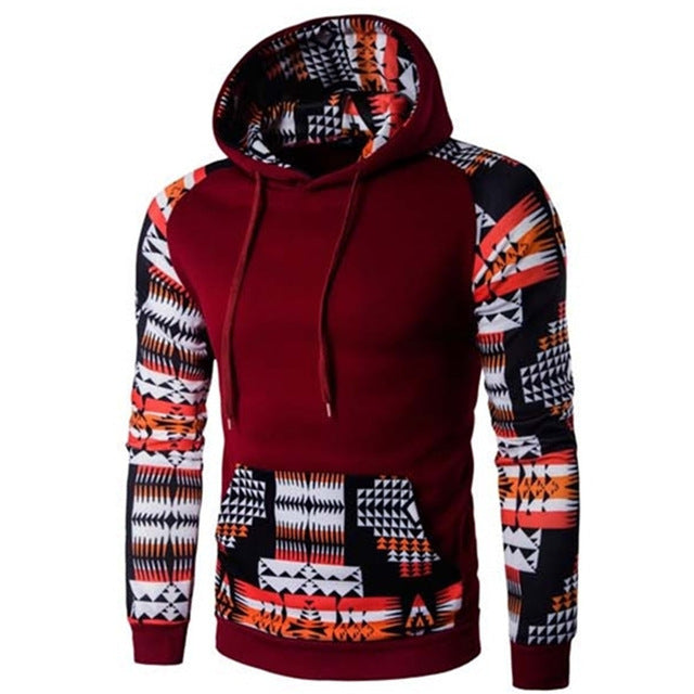 Fashion Printed Hoodies