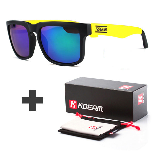 Kdeam Sunglasses Men