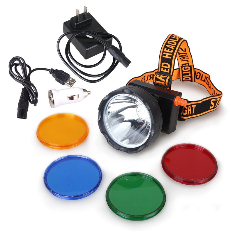 Camping Head Light Waterproof