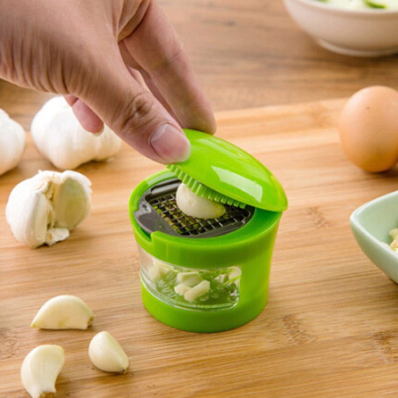 Multifunction Hand Garlic Press