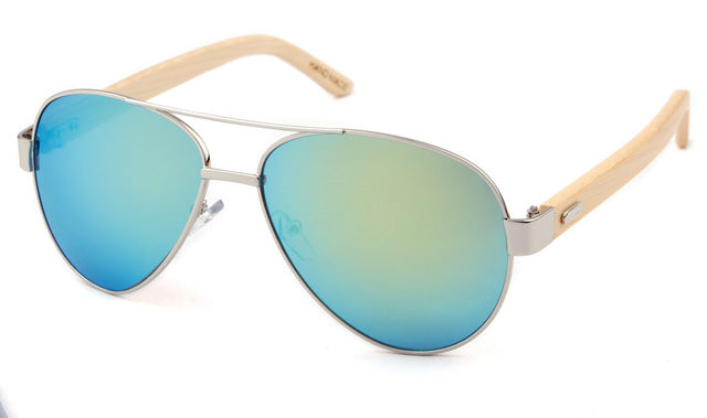 Original Bamboo Wood Sunglasses
