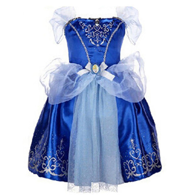 Baby Girls Cinderella Dresses