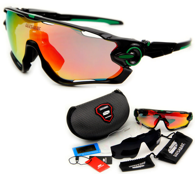 France Polarized Cycling Sunglasses
