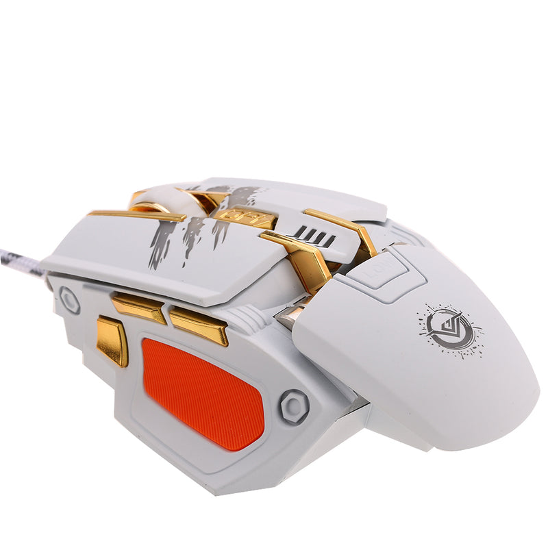 Breathing Variable Lights Gaming Mouse