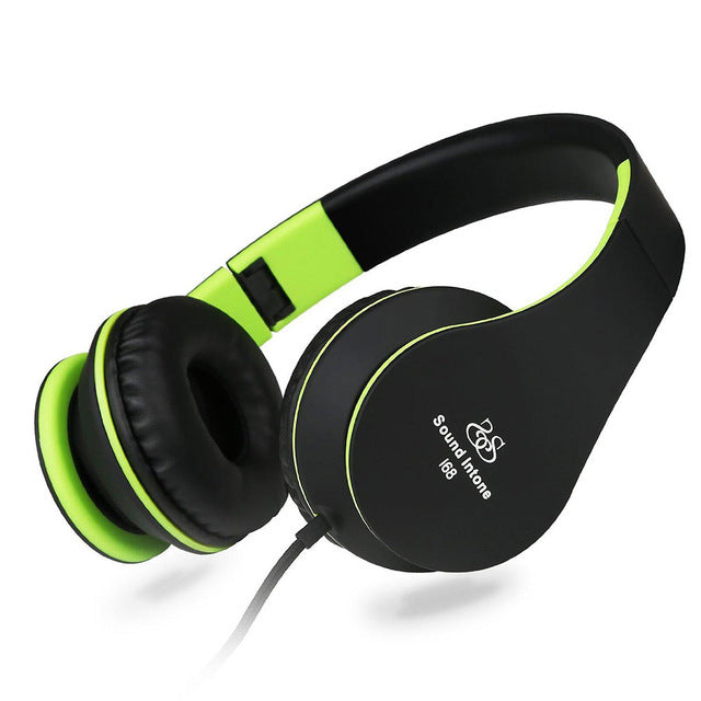 Heavy Bass Gaming Headphones