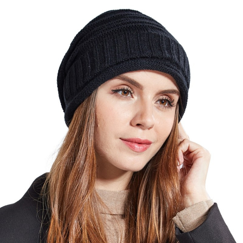 Bluetooth Knitted Hat