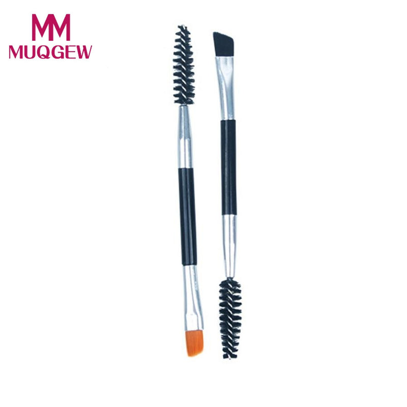 Double-headed Inclined Eyebrow Brush