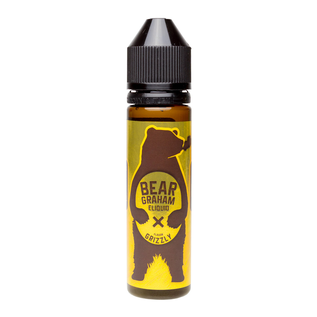 Grizzly By Bear Graham E-Liquid - VaporSpot.com