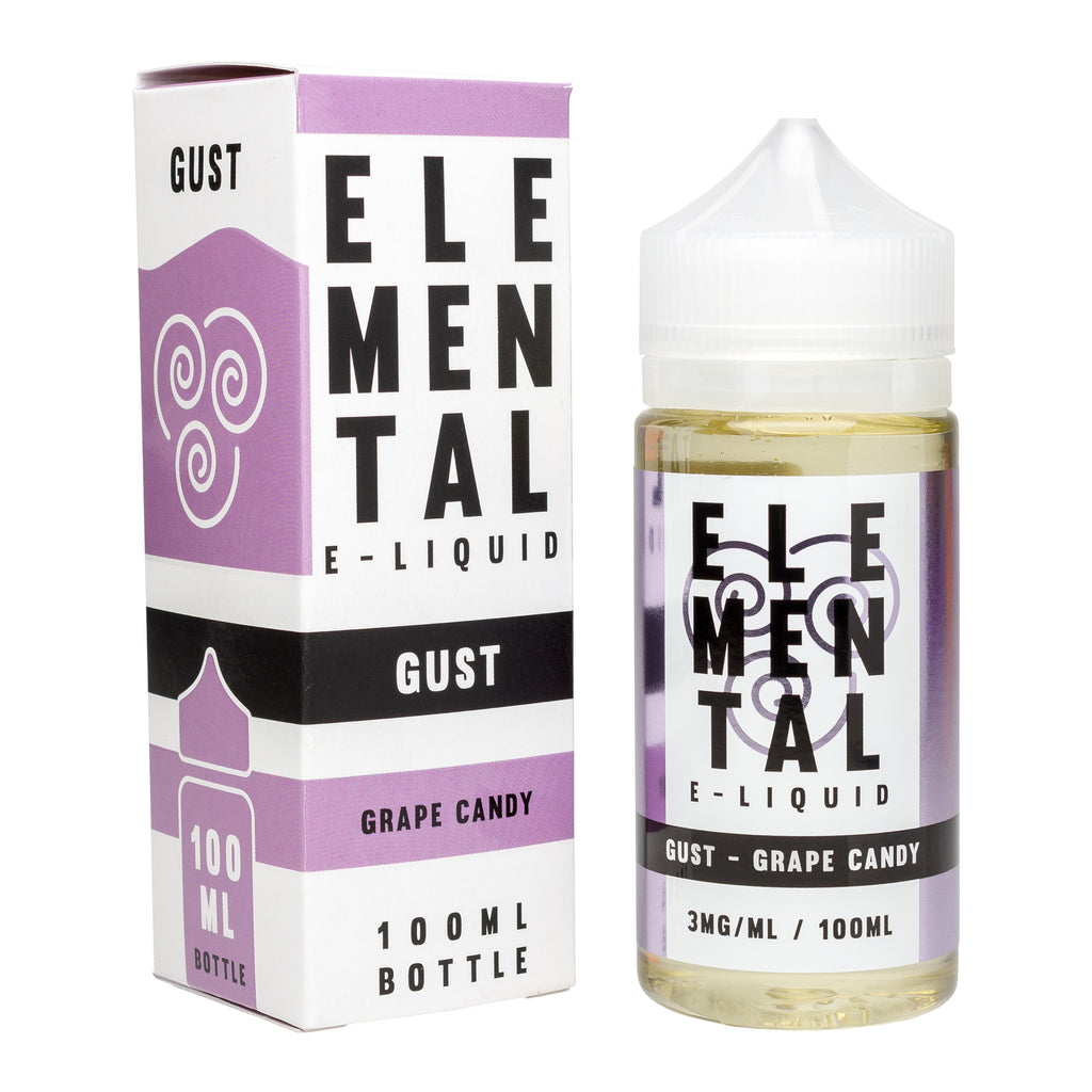 Gust By Elemental E-Liquid - VaporSpot.com