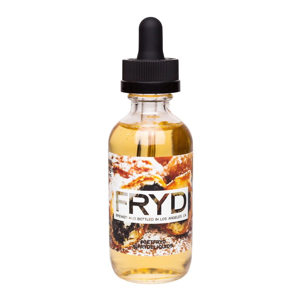 Fried Cookies And Cream By FRYD E-Liquid - VaporSpot.com