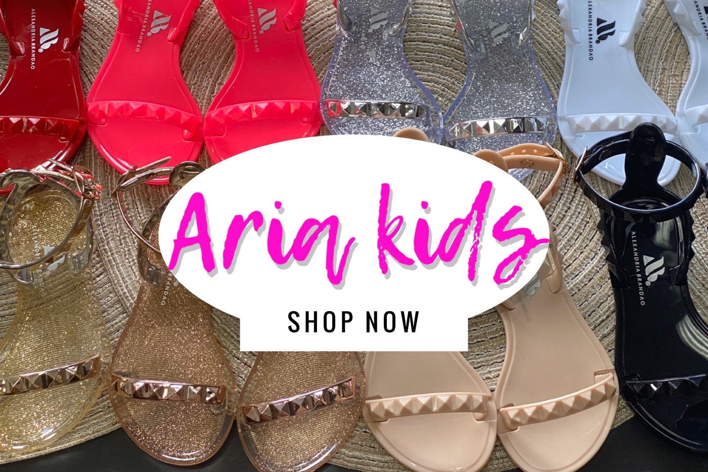 Aria kids shoes sandals