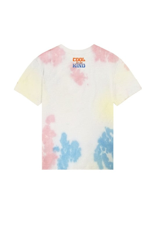COOL TO BE KIND TIE DYE