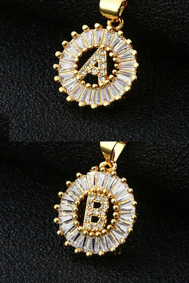 A NECKLACE AND B NECKLACE