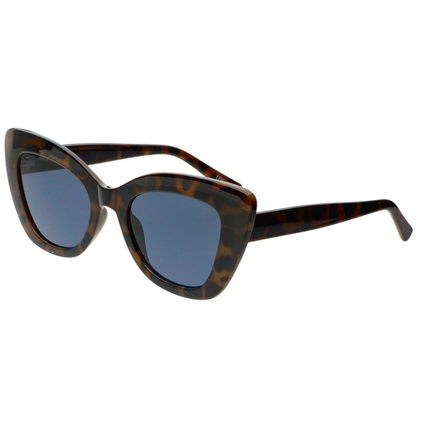 Magnolia Tortoise Sunglasses from Freyrs Eyewear. Lenses