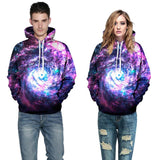Wormhole Graphic Hoodie
