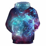 Interspace Graphic Hoodie