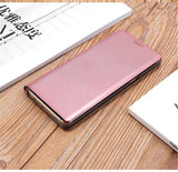 Smart Phone Luxury Flip Smart Mirror Cover with Stand