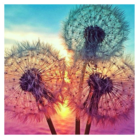 Dandelion Sunset - GemPaint™ Kit