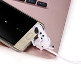 Mini Spotted Dog Humping Smartphone Cable