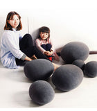 Cobble - 3D Stuffed Imitation Stone Cushion