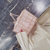 Gabi - Outer Cage Inner Purse Handbag