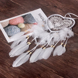 Dakota - Handmade Lace Dream Catcher