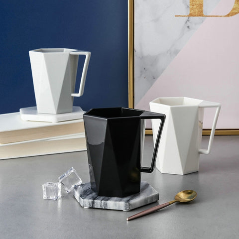 Porter - Geometric Coffee Mug