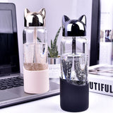 Laia - Cat Ear Portable Water Bottle