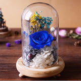 Meilani - Immortal Flower in Glass Dome