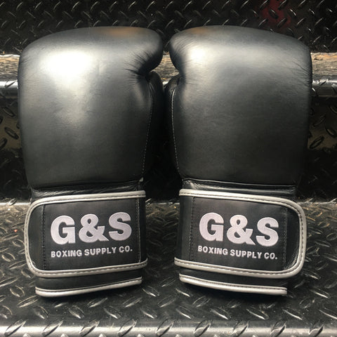 Performance Training Gloves - Black & White