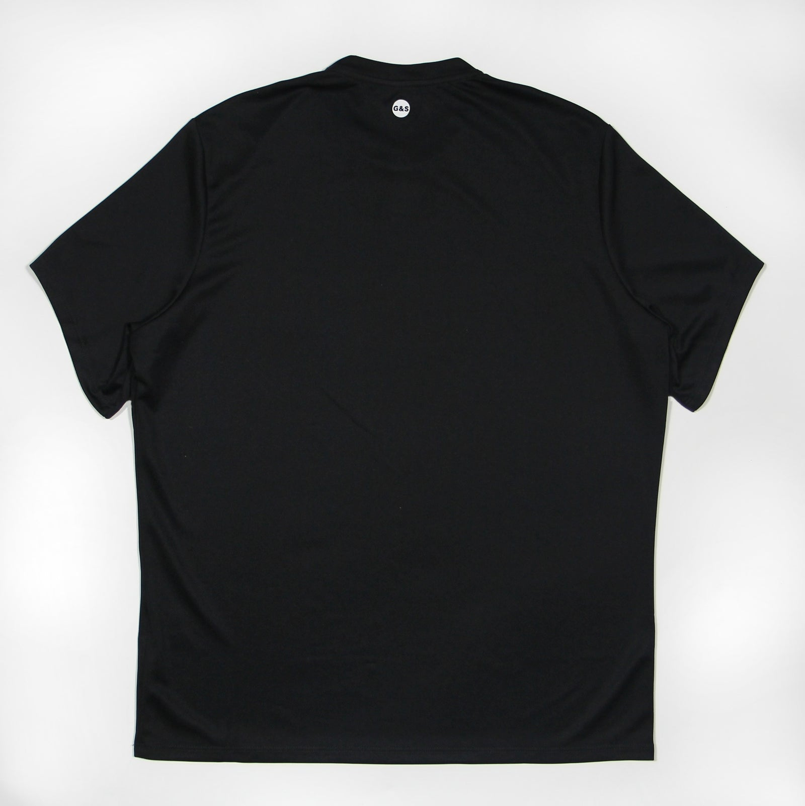 Mesh Training Tee - Black