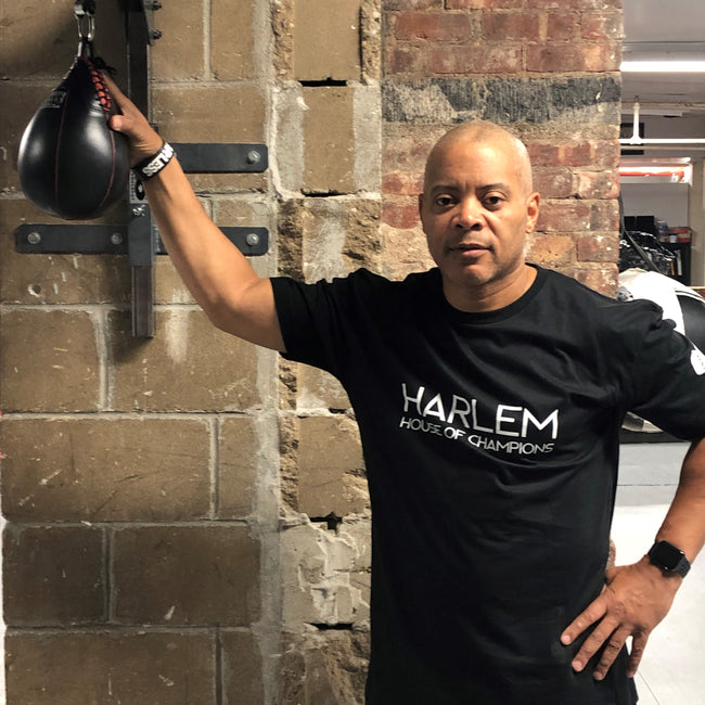 Harlem House of Champions Boxing Tee