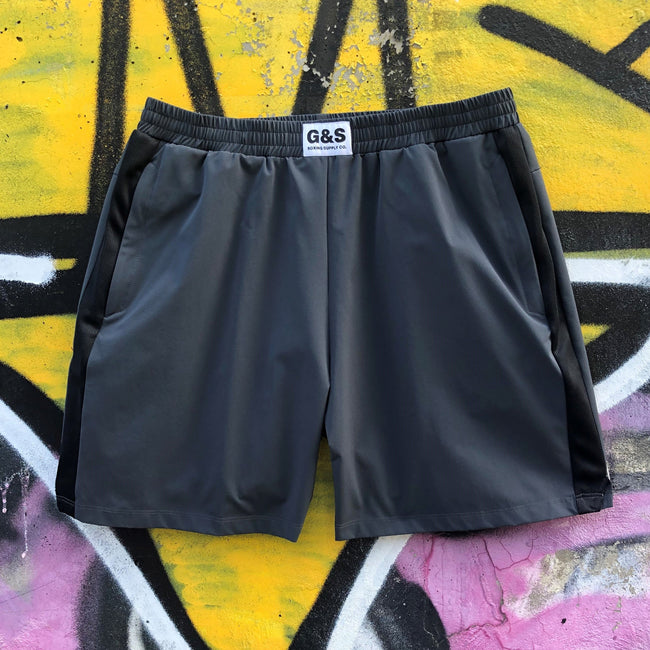 The Essex Short - Grey
