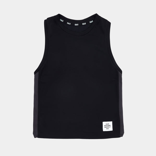 Mesh Training Tank (Women's) - Black