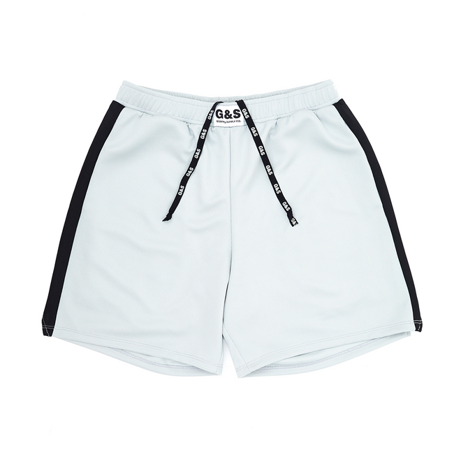 The Hester Short - Light Grey