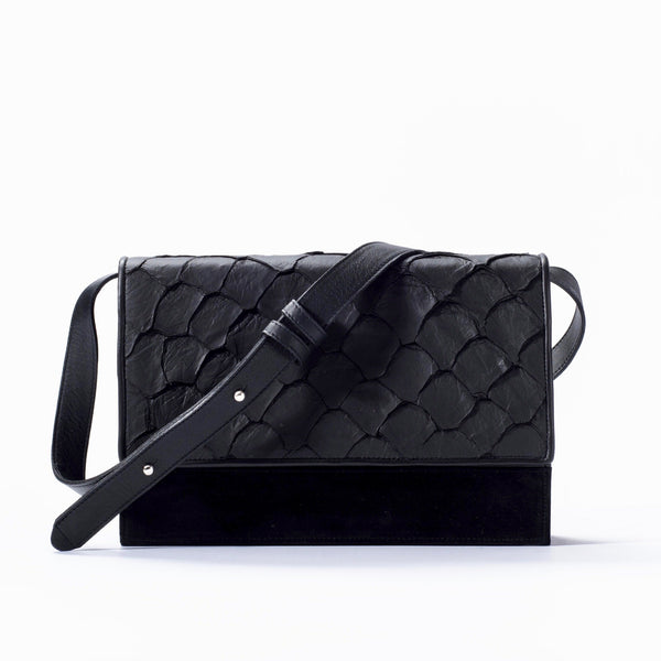Brava Crossbody - Midnight Black