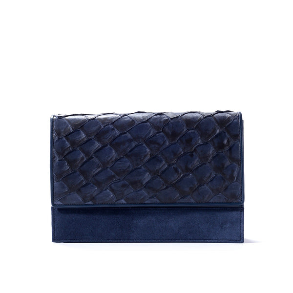 Brava Crossbody - Evening Blue