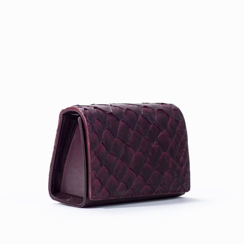 Lola Crossbody - Bordeaux