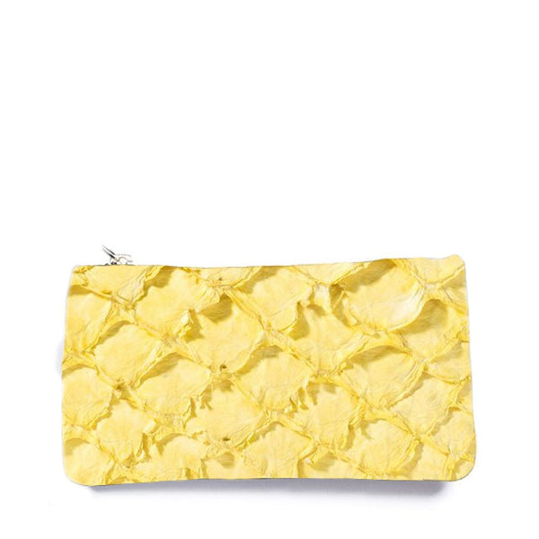 Caso Pouch - Canary Yellow