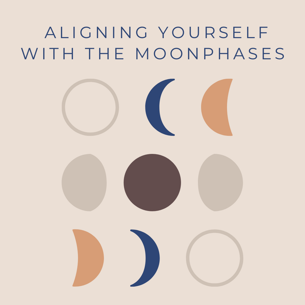 Aligning Yourself with the Moon Phases 101