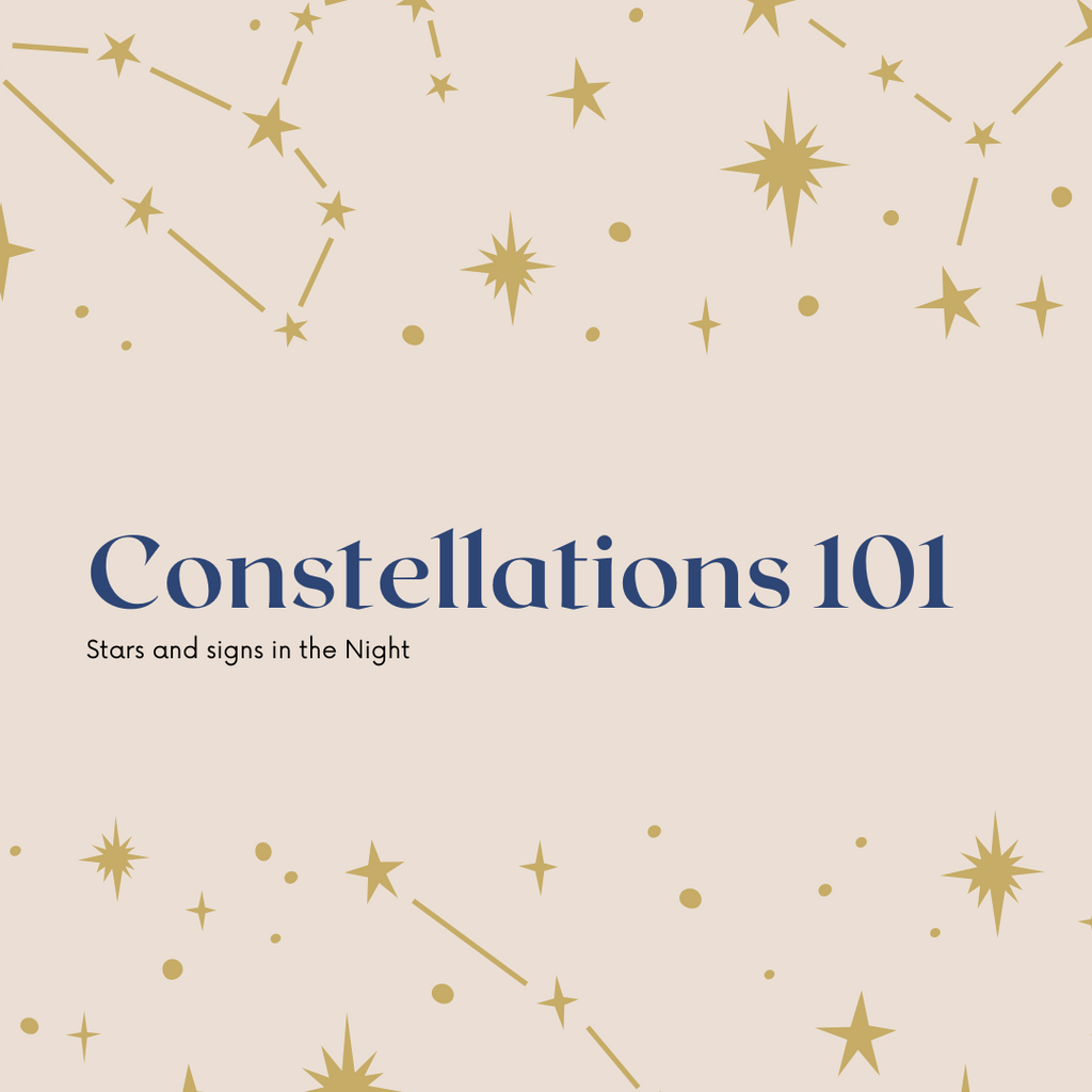 Constellations 101: Stars & Signs in the night sky
