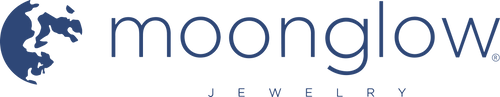 Moonglow Jewelry logo linked with home