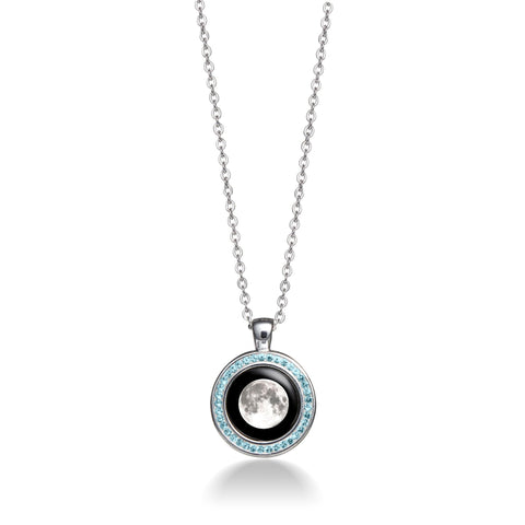 Apollo Birthstone Necklace
