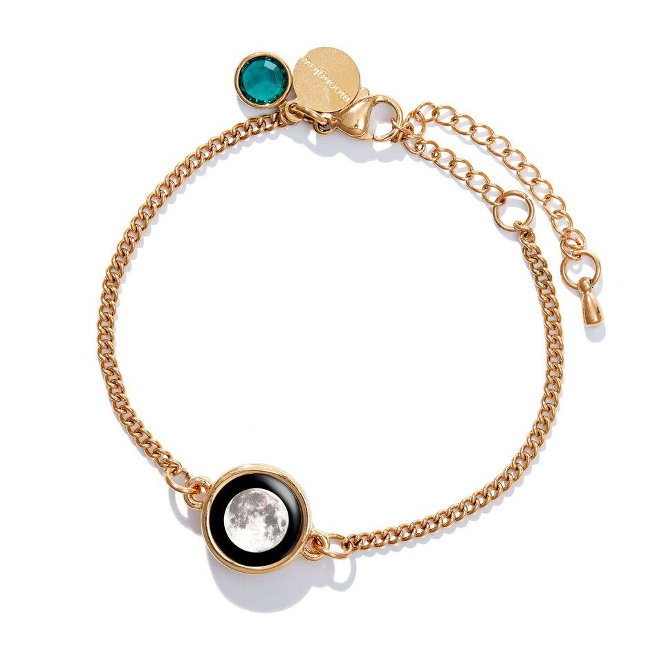 Birthstone Pallene Bracelet in Gold