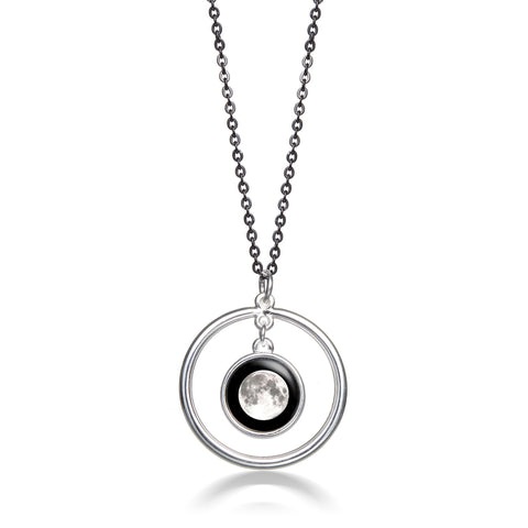 Moonlight Eccentricity Necklace