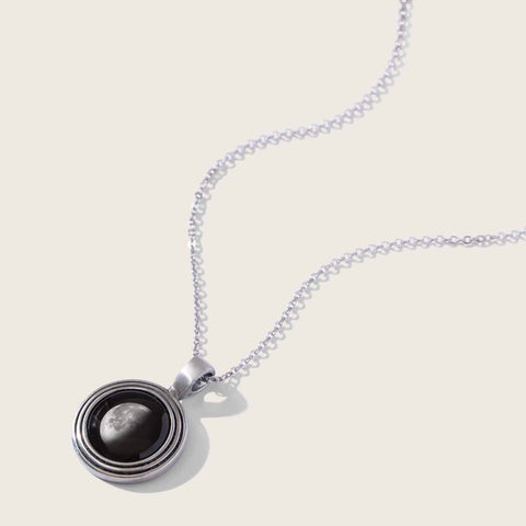 Regio Necklace in Pewter